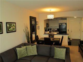 "Photo 3: 307 7488 BYRNEPARK Walk in Burnaby: South Slope Condo for sale in ""GREEN"" (Burnaby South)  : MLS®# V998024"