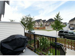 """Photo 18: 8 6956 193RD Street in Surrey: Clayton Townhouse for sale in """"EDGE"""" (Cloverdale)  : MLS®# F1320689"""