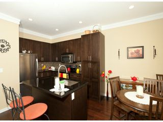 """Photo 4: 8 6956 193RD Street in Surrey: Clayton Townhouse for sale in """"EDGE"""" (Cloverdale)  : MLS®# F1320689"""