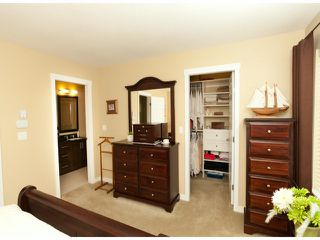 """Photo 12: 8 6956 193RD Street in Surrey: Clayton Townhouse for sale in """"EDGE"""" (Cloverdale)  : MLS®# F1320689"""