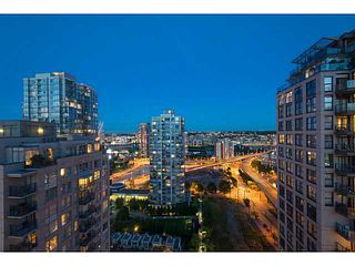 Main Photo: 2101 950 Cambie St in Vancouver: Yaletown Condo for sale (Vancouver West)  : MLS®# V1011470
