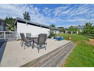 Photo 19: 32957 12TH AV in Mission: Mission BC House for sale : MLS®# F1417978
