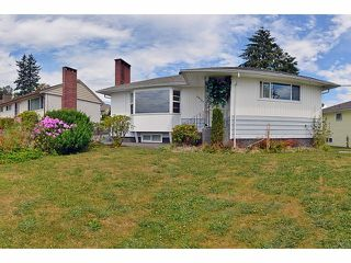 Photo 1: 32957 12TH AV in Mission: Mission BC House for sale : MLS®# F1417978