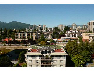 Photo 3: # 1205 151 W 2ND ST in North Vancouver: Lower Lonsdale Condo for sale : MLS®# V1073826