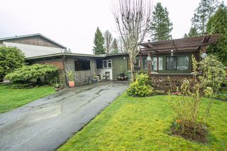 Main Photo: 3924 HAMILTON STREET in Port Coquitlam: Lincoln Park PQ House for sale : MLS®# R2048016