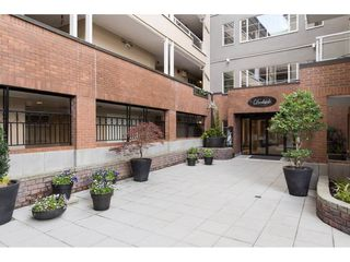 Photo 2: 106 12 K DE K COURT in New Westminster: Quay Condo for sale : MLS®# R2161289