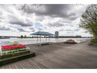 Photo 18: 106 12 K DE K COURT in New Westminster: Quay Condo for sale : MLS®# R2161289