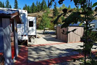 Photo 9: 45 2633 Squilax Anglemont Highway: Lee Creek Recreational for sale (North Shuswap)  : MLS®# 10128280