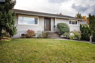 Main Photo: 1751 Christmas Avenue in VICTORIA: SE Mt Tolmie Single Family Detached for sale (Saanich East)  : MLS®# 417767