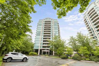 Main Photo: 706 8811 LANSDOWNE Road in Richmond: Brighouse Condo for sale : MLS®# R2466279