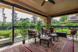 """Photo 2: 105 8157 207 Street in Langley: Willoughby Heights Condo for sale in """"YORKSON CREEK PARKSIDE 2"""" : MLS®# R2474244"""