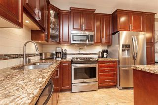"""Photo 8: 105 8157 207 Street in Langley: Willoughby Heights Condo for sale in """"YORKSON CREEK PARKSIDE 2"""" : MLS®# R2474244"""