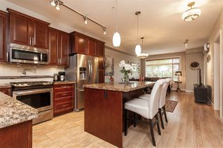 """Photo 7: 105 8157 207 Street in Langley: Willoughby Heights Condo for sale in """"YORKSON CREEK PARKSIDE 2"""" : MLS®# R2474244"""