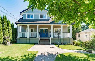 Photo 2: 2010 LONDON Street in New Westminster: Connaught Heights House for sale : MLS®# R2483242