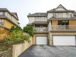 Photo 2: 5 1210 HACHEY Avenue in Coquitlam: Maillardville Townhouse for sale : MLS®# R2498737