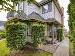 Photo 1: 5 1210 HACHEY Avenue in Coquitlam: Maillardville Townhouse for sale : MLS®# R2498737
