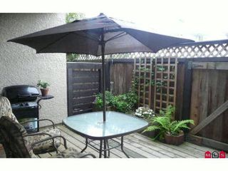 "Photo 3: 7 17700 60TH Avenue in Surrey: Cloverdale BC Condo for sale in ""Clover Park Gardens"" (Cloverdale)  : MLS®# F1209102"