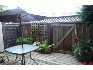 "Photo 4: 7 17700 60TH Avenue in Surrey: Cloverdale BC Condo for sale in ""Clover Park Gardens"" (Cloverdale)  : MLS®# F1209102"