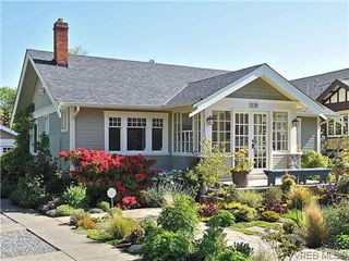 Photo 1: 1120 Woodstock Ave in VICTORIA: Vi Fairfield West Single Family Detached for sale (Victoria)  : MLS®# 606322