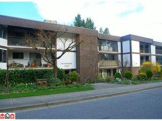 "Photo 1: 201 1520 VIDAL Street: White Rock Condo for sale in ""THE SANDHURST"" (South Surrey White Rock)  : MLS®# F1215493"