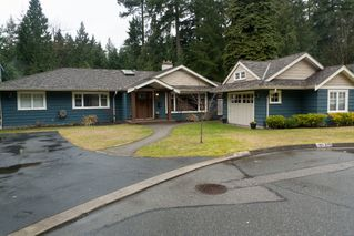 Main Photo: 4331 ARUNDEL RD in North Vancouver: Forest Hills NV House for sale : MLS®# V991519