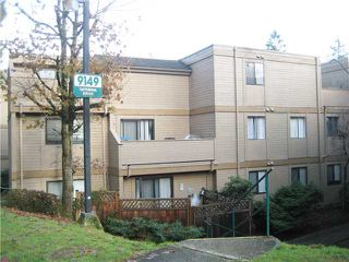 Photo 1: 301 9149 SATURNA Drive in BURNABY: Simon Fraser Hills Condo for sale (Burnaby North)  : MLS®# V861237