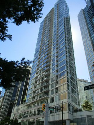 Photo 1: 503 1188 W PENDER STREET in Vancouver: Coal Harbour Condo for sale (Vancouver West)  : MLS®# R2008914