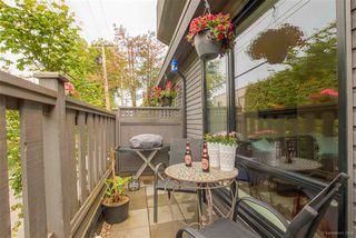 Photo 7: 105 2455 YORK AVENUE in : Kitsilano Condo for sale (Vancouver West)  : MLS®# R2100084