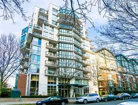 Photo 1: 414 1425 W 6TH AVENUE in Vancouver: False Creek Condo for sale (Vancouver West)  : MLS®# R2072269