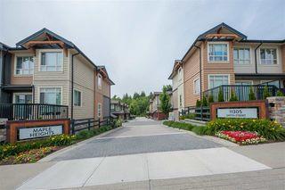 Photo 20: 136 11305 240 Street in Maple Ridge: Cottonwood MR Townhouse for sale : MLS®# R2389210