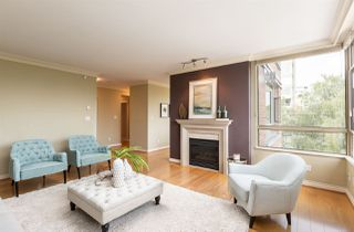 """Photo 2: 401 2580 TOLMIE Street in Vancouver: Point Grey Condo for sale in """"Point Grey Place"""" (Vancouver West)  : MLS®# R2397003"""
