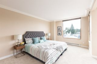 """Photo 10: 401 2580 TOLMIE Street in Vancouver: Point Grey Condo for sale in """"Point Grey Place"""" (Vancouver West)  : MLS®# R2397003"""