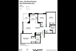 """Photo 20: 404 850 ROYAL Avenue in New Westminster: Downtown NW Condo for sale in """"The Royalton"""" : MLS®# R2400231"""