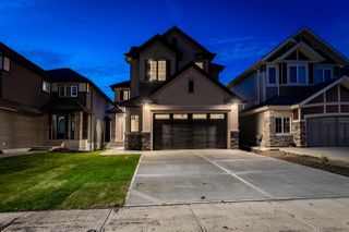 Photo 30: 5747 KEEPING Crescent in Edmonton: Zone 56 House for sale : MLS®# E4181018
