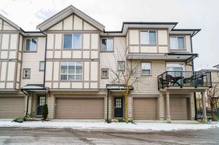 "Photo 1: 72 7848 209 Street in Langley: Willoughby Heights Townhouse for sale in ""Mason & Green"" : MLS®# R2423766"