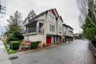 """Main Photo: 19 6033 168 Street in Surrey: Cloverdale BC Townhouse for sale in """"Chestnut"""" (Cloverdale)  : MLS®# R2429504"""