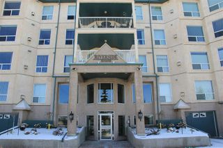 Main Photo: 400 182 HADDOW Close in Edmonton: Zone 14 Condo for sale : MLS®# E4186504