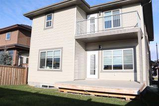 Photo 36: 3689 ALLAN Drive in Edmonton: Zone 56 House for sale : MLS®# E4187794