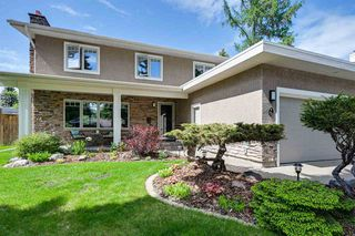 Photo 1: 6 VALLEYVIEW Crescent in Edmonton: Zone 10 House for sale : MLS®# E4188941