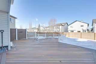 Photo 36: 1826 HOLMAN Crescent in Edmonton: Zone 14 House for sale : MLS®# E4189588