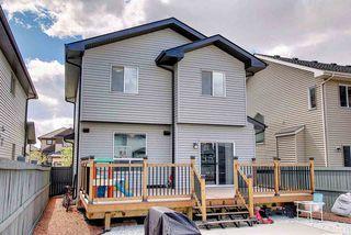 Photo 48: 7436 GETTY Way in Edmonton: Zone 58 House for sale : MLS®# E4196939