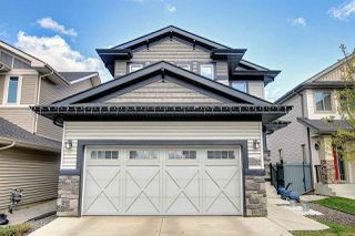 Photo 1: 7436 GETTY Way in Edmonton: Zone 58 House for sale : MLS®# E4196939
