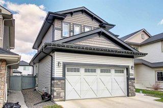 Photo 2: 7436 GETTY Way in Edmonton: Zone 58 House for sale : MLS®# E4196939