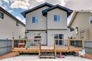 Photo 46: 7436 GETTY Way in Edmonton: Zone 58 House for sale : MLS®# E4196939