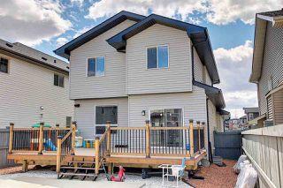 Photo 47: 7436 GETTY Way in Edmonton: Zone 58 House for sale : MLS®# E4196939