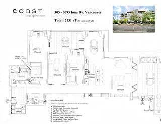 """Photo 24: 305 6093 IONA Drive in Vancouver: University VW Condo for sale in """"Coast"""" (Vancouver West)  : MLS®# R2489520"""