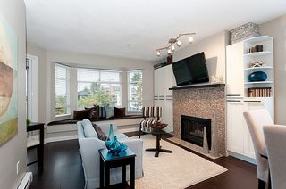 """Main Photo: 303 2006 W 2ND Avenue in Vancouver: Kitsilano Townhouse for sale in """"MAPLE PARK WEST"""" (Vancouver West)  : MLS®# V971021"""