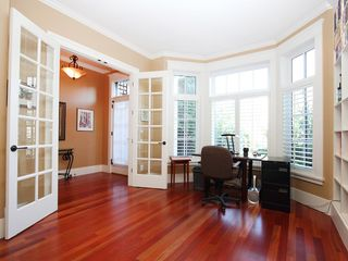 Photo 14: 2580 VINE Street in Vancouver: Kitsilano Townhouse for sale (Vancouver West)  : MLS®# V989268