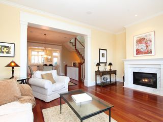 Photo 8: 2580 VINE Street in Vancouver: Kitsilano Townhouse for sale (Vancouver West)  : MLS®# V989268