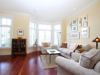 Photo 7: 2580 VINE Street in Vancouver: Kitsilano Townhouse for sale (Vancouver West)  : MLS®# V989268